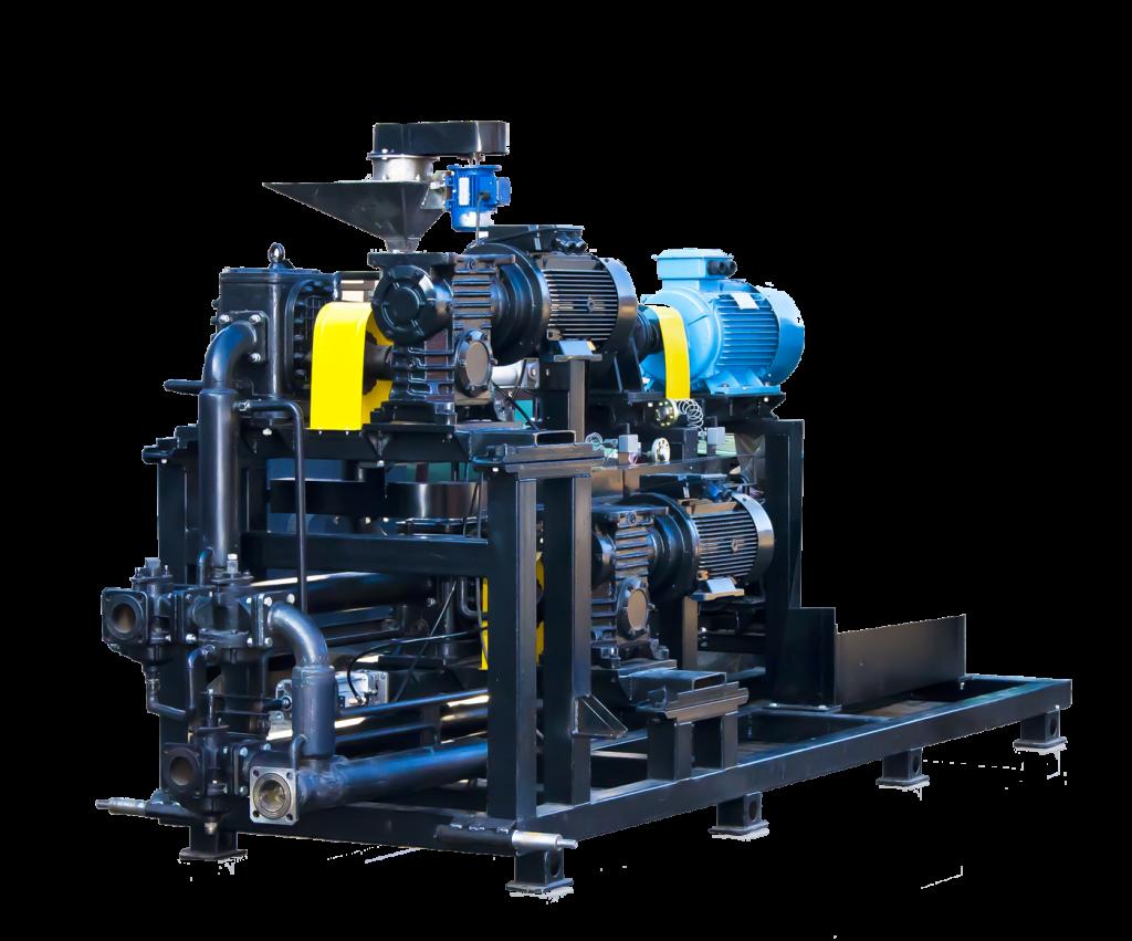 Uređaj za pripremu modificiranog bitumena, kapaciteta 20 m³/h
