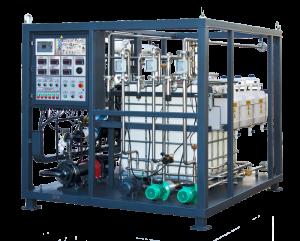 Zařízení na výrobu bitumenových emulzí UVB-1 (2 m3/ hod)
