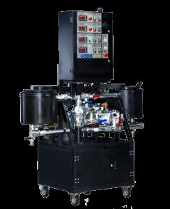 Modifikált bitumen előállítáára szolgáló laboratóriumi berendezés
