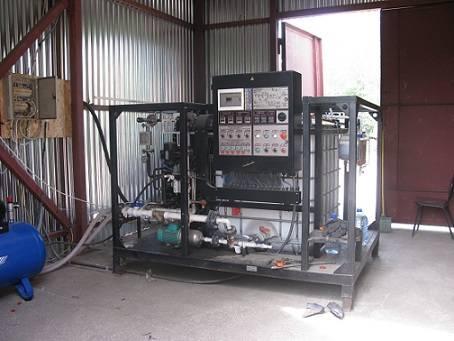 Comissioning of Bitumen Emulsion Production Plant