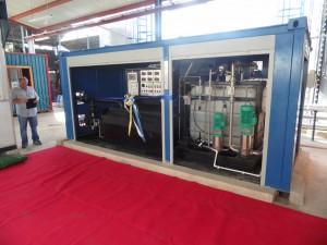 V Tanzanii začala pracovat první továrna na výrobu asfaltové emulze.