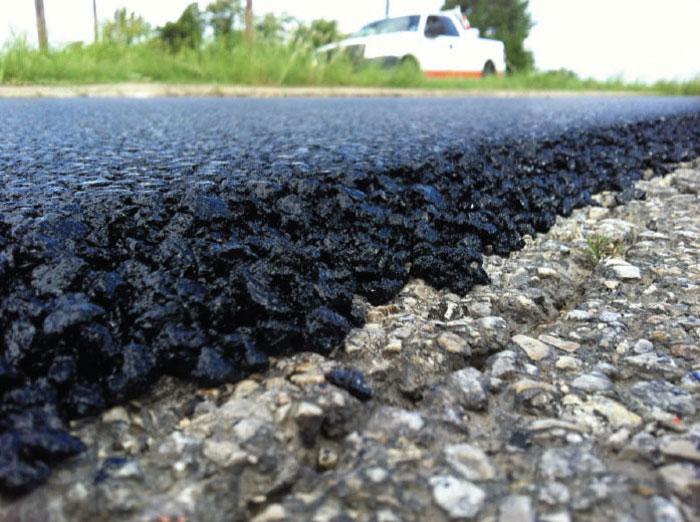 Mastic asphalt usage