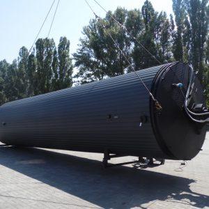 Upgraded Design of Modified Bitumen Storage Tank