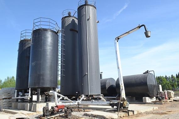 Equipment of Emulsion Bases